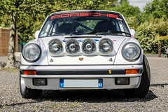 Porsche 911 (xwattez) Tags: auto old france car automobile 911 voiture german porsche transports toulouse ancienne 2016 vhicule rassemblement allemande sesquires