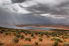 Lake Powell - Page (Nino H) Tags: arizona usa lake nature clouds river landscape utah spring colorado powell