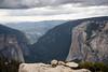 California Adventure (jessicakizmann) Tags: california wild nature woods hiking parks adventure yosemite halfdome yosemitenationalpark wilderness everyday elcapitan nationalparks glacierpoint sentineldome adventureeveryday