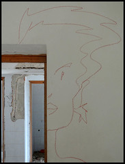 SHEEing BREAKTROUGH (LitterART) Tags: art abandoned wall arte kunst croatia graffity walls monumenti pula istria militarybase kroatien istrien