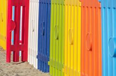 rimini 2016 (giobbe pablito) Tags: italy abstract beach colors rimini minimal 2016 babypark