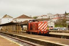 CP 1408 em Manobras - Beja (valeriodossantos) Tags: portugal train cp beja especial comboio 1400 passageiros caminhosdeferro ovibeja linhadoalentejo locomotivadiesel cpregional comboiodaovibeja