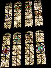 Hampton Court Palace (tame_alien) Tags: uk england window stainedglass hamptoncourtpalace unitedkindom eastmolesey