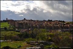 Avila, Spain (Aleah Phils) Tags: travel spain europe castillayleon