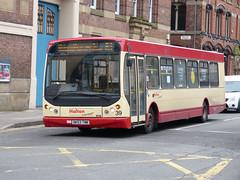 Halton 39 160401 Liverpool (maljoe) Tags: halton haltontransport haltonboroughtransport