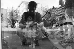 Battesimo Ginevra (batte) Tags: bw italy fuji zoom bn battesimo reportage vetro specchi xt1 mirrorless
