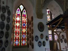 Frederiksborg Castle (ilamya) Tags: castle church denmark chapel stainedglass frederiksborg hillerd