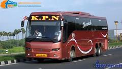 KPN KA-05-AD-9929 From Madurai To Hydrabad (Dhiwakhar) Tags: kpn