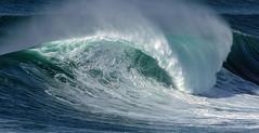 JANURAY WAVE / 4760GLR (Rafael Gonzlez de Riancho (Lunada) / Rafa Rianch) Tags: mer water waves vague olas ondas