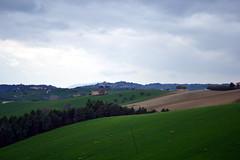 contrasti (ilagabba) Tags: primavera spring hills marche colline
