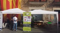 Som Energia Baix Montseny a la Install Party a Sant Celoni (Som Energia) Tags: llum energia cooperativa electricitat installparty renovables setem santceloni baixmontseny somenergia alternativacapitalisme