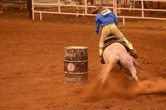Stand On It (Get The Flick) Tags: horse georgia arena cowgirl barrelracing perryga georgiahighschoolrodeoassociation