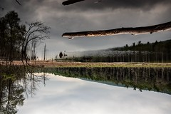 Storms on the Other Side (SaltyDogPhoto) Tags: longexposure lake reflection nature water clouds landscape photography nikon upsidedown cloudy pennsylvania pa flip wetlands nikkor photooftheday coldsprings lebanoncounty nikonphotography nikond7200 saltydogphoto nikkor1680mmf284eedvr