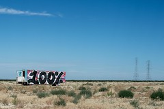 100% The Lost Causes (klewisphotoventures) Tags: california abandoned grafitti i5 100 mendota mobilehome carcass abandonedamerica thelostcauses