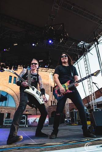 ONE - Tribute to Metallica - June 16, 2016 - Hard Rock Hotel & Casino Sioux City
