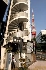 Tokyo Tower (Red-Dream) Tags: tokyo japan tokyotower roppongi  viewing odaiba higashiazabu azabudai   japanese
