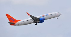 C-GOWG (sfPhotocraft) Tags: plane flight airline 737 fll 2016 boeing737800 sunwing kfll cgowg
