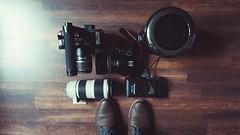 Work= (Carls Garca) Tags: camera cinema canon lens eos mac pro ef 4k blackmagic macpro