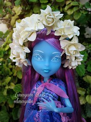 (Linayum) Tags: kiyomihaunterly mh monster monsterhigh mattel doll dolls mueca muecas toy toys juguetes linayum