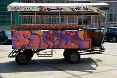 graffiti amsterdam (wojofoto) Tags: holland amsterdam graffiti nederland netherland ndsm bids wolfgangjosten wojofoto