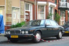 1992 Jaguar XJ6 3.2 (XJ40) (rvandermaar) Tags: 1992 jaguar xj6 32 xj40 jaguarxj xj jaguarxj6 jaguarxj40 sidecode5 dxvv11 rvdm