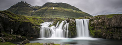 _MG_2606 2 (Birgitte Winther-Hinge) Tags: iceland2016 iceland outdoor canon6d canon70200 canon1740 island2016 island landscape ice river water waterfall travel cloud freeze