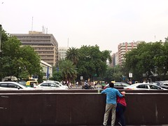 Nobody Cares (Mayank Austen Soofi) Tags: love evening couple place delhi pair heartbreak connaught walla