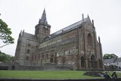 St. Magnus Cathedral, Kirkwall, Orkney Islands (James0806) Tags: scotland unitedkingdom churches cathedrals kirkwall