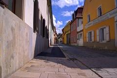 Old Charm (AVie Fotografy) Tags: street old buildings batch wurzburg hdr wrzburg gasse huser alte randersacker maingasse