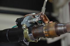 Steering column (pbraun) Tags: minimokerestoration moke minimokewiring reassembly englishminimoke austinminimoke earlymoke britishmoke 65moke