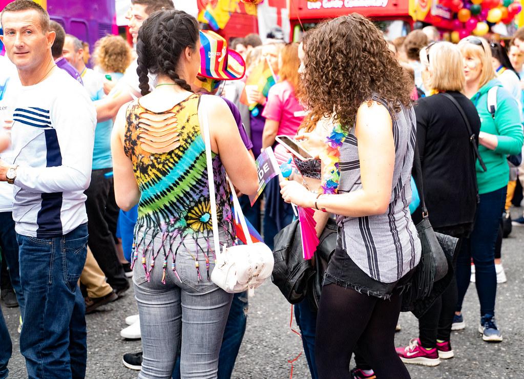 PRIDE PARADE AND FESTIVAL [DUBLIN 2016]-118080