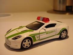 ALLOY METAL ASTON MARTIN ONE-77 DUBAI POLICE CAR 1/64 (ambassador84 OVER 7 MILLION VIEWS. :-)) Tags: dubai policecar diecast alloymetal astonmartinone77