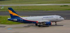 Donavia A319-111, VP-BWJ, as SU 6644 DUS-LED (usf1fan2) Tags: airbus a319 a319100 airbusa319100 airbusa319