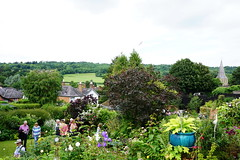 Shereopengarden (georgiek2008) Tags: summer shere surrey england northdowns hills opengarden shereopengardens