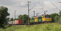 86622 & 86637 Rivenhall (kitmasterbloke) Tags: railroad train outdoor railway essex mainline greateastern