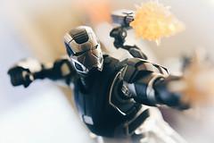 War Machine (Marcelo David) Tags: actionfigure war machine ironman marvel warmachine rhodey shfiguarts tamashiinations figuarts