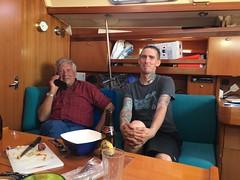 Zappa juin 2016  353 (kek szakallu) Tags: saint la ile bretagne breizh belle bateau voile r rochelle etel lorient le croisire nazaire turballe yeu dufour40