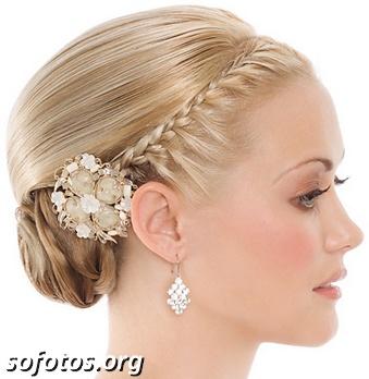 Penteados para noiva 002