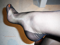 R0013770 - For my foot lovers (nylongrrl) Tags: red black feet stockings shiny toes highheels arch shine legs style polish glossy nails heels hosiery gloss heel outline cuban ankle nylon toenails fully ffs nylons perlon garment fashioned seams collant seamed ffn rhts archsatin