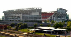 FirstEnergy Stadium (Erik Daniel Drost) Tags: ohio sign football stadium cleveland nfl browns firstenergy