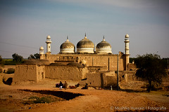 Mosque View (Mushfiq Hussain  Fotografia) Tags: trip tour fort visit bahawalpur darawar noormahal