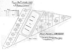 Projet cité-jardin Couaillet, 1919 (musee de l'horlogerie) Tags: clock museum de carriage musée armand horlogerie saintnicolasdaliermont lhorlogerie couaillet museehorlogerie
