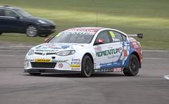 IMG_7711 (JDurston2009) Tags: car championship touring btcc dunlop touringcar msa touringcars britishtouringcarchampionship jasonplato mg6 dunlopmsabritishtouringcarchampionship mgkxmomentumracing mg6ngtc