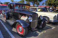 Whittier Area Classic Car Show 2013 (dmentd) Tags: ford modela hotrod coupe streetrod 1930