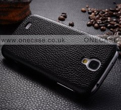 Black Leather Flip Case For SAMSUNG GALAXY S4 I9500 (merinfia) Tags: black leather for samsung case galaxy flip s4 i9500