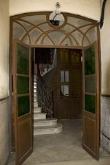 Modernismo de interior II (cogozalez1) Tags: espaa edificios interior modernismo melilla decoracin ensanche sxx