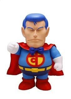 Art Storm 怪博士與機器娃娃 酸梅超人