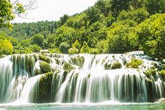 Krka Nationalpark (Karsten Blumenthal) Tags: nationalpark wasser wasserfall krka kroatien