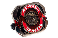 Legacy Power Morpher-4 (King_of_Games) Tags: coin product morph legacy tyrannosaurus tyrannosaurusrex powerrangers morpher productphotography sentai henshin mightymorphin willking supersentai zyuranger powercoin willbking powermorpher dinobuckler legacymorpher
