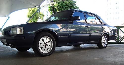 Opala Diplomata SE 1992 azul